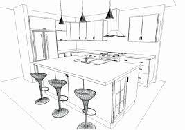 dessins de cuisine 12 unique photos de concevoir sa cuisine en 3d gratuit