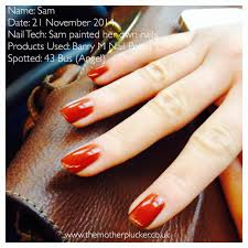 nails on rails u2013 check out the nail styles trending on tfl the