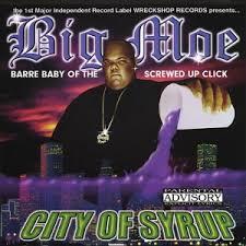 big photo albums city of syrup by big moe album southern hip hop reviews