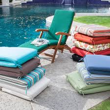 Ikea Outdoor Cushions by Chair U0026 Sofa Interesting Chaise Lounge Cushions For Better Chaise