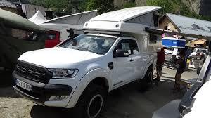 ford earthroamer interior 2017 ford ranger gazell v2 grand raid exterior and interior