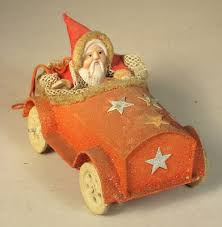 27 best vintage christmas santa claus collectibles images on