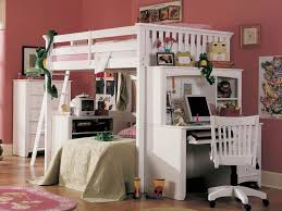 Kids Loft Bed With Desk Underneath Full Size Loft Bed With Desk Underneath U2013 Home Improvement 2017