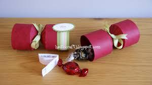 hau to craft christmas crackers