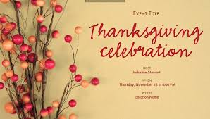 office thanksgiving invitations for employees happy thanksgiving