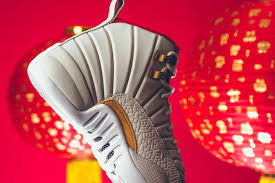 New Light Up Jordans Air Jordan 12 Cny Gs Chinese New Year Sneaker Bar Detroit