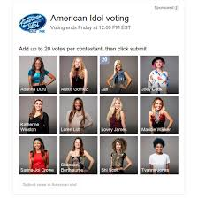 Vote Idol Vote For Jax Now American Idol Great Jax East Brunswick