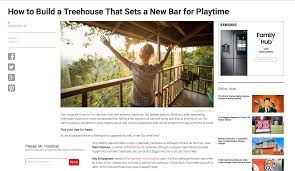 raise the bar when it comes to building a treehouse u2013 myfixituplife