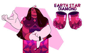 c earth star diamond by floofhips on deviantart