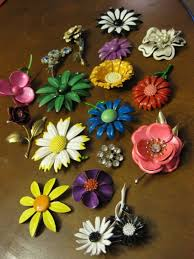 240 best flower pins images on brooch pin flower