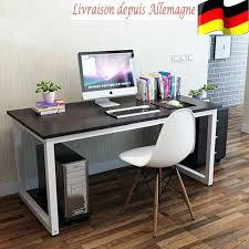 pc bureau sur mesure table de travail bureau fabriquer un bureau sur mesure plus plan