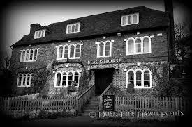 black friday december 2017 black horse pluckley ghost hunt supper 8th december 2017