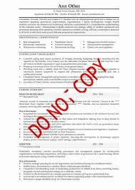 profile for resume sample resume for your job application