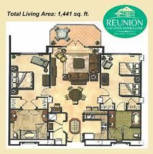 luxury 2 bed condo reunion grande reunion vacation homes