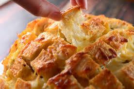 cheesy hatch chile pull apart bread life u0027s ambrosia