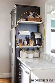 shelves in kitchen ideas top 21 awesome ideas to clutter free kitchen countertops shelves
