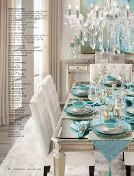 Aqua Dining Room by Z Gallerie Designed By You Page 38 39