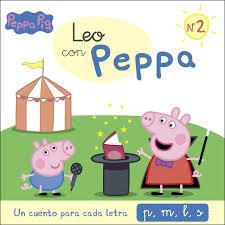 imagenes en ingles con la letra p un cuento para cada letra p m l s leo con peppa pig 2 tapa