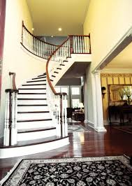 incredible design 2 story house plans with curved staircase 14