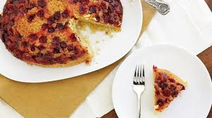 slow cooker cranberry upside down cake recipe bettycrocker com