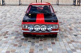 opel rally car 1969 opel rallye kadett