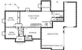 ranch style floor plans with basement ranch style house plans with basements ideas homes plans