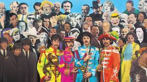 sargeant peppers album cover quiz who s who on the sgt pepper album cover