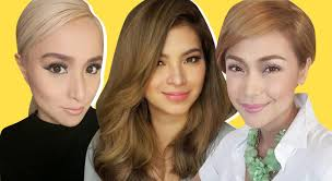 cristine reyes new hairstyle in focus jodi cristine and angel show us all the fun blondes