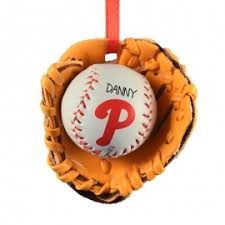 custom philadelphia phillies ornaments gifts personalized