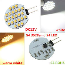 Marine Led Light Bulbs by Best G4 24 3528smd Led Lamp Arduino Raspberry Marine Boat Tailer