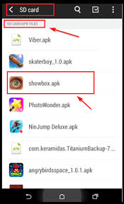 install showbox apk showbox apk v4 15 install showbox app for android