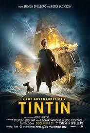 the adventures of tintin film wikipedia