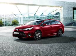 red toyota avensis models u0026 features struan perth