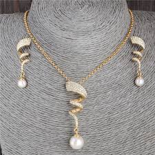 crystal pendant necklace aliexpress images H hyde gold color special imitation pearl attractive austrian jpg