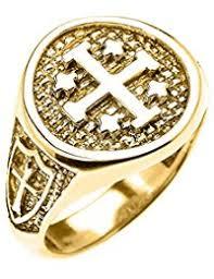 mens gold ring mens rings