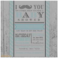 baby shower invitation new free mustache baby shower invitation