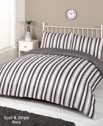 King Size Duvet Bedding Sets Duvet Quilt Cover Bedding Set Black White Single King