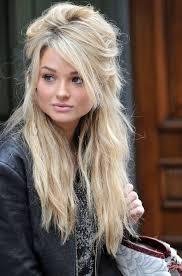 long hair lady top 15 long blonde hairstyles big blonde hair half updo and updo