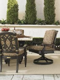 Swivel Rocker Patio Dining Sets - kingstown sedona swivel rocker dining chair lexington home brands