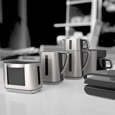 Toaster And Kettle Eckig Breakfast Set Kettle Coffee And Tea Machine Toaster