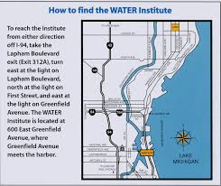 Michigan Burn Permit Map by Lake Michigan Fisheries News Feb 2001 Wdnr