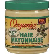Is Mayonnaise Good For Hair Growth Amazon Com Africas Best Orig Hair Mayonnaise 15 Ounce Jar 443ml