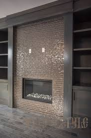 fascinating glass tile fireplace 59 glass mosaic tile fireplace