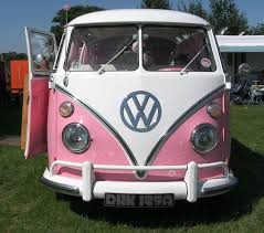 volkswagen hippie van name pink vw campervan volkswagen vw bus and cars