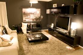 Living Room Furniture Seattle Living Room Furniture Store Editorial Photo Image Of Black