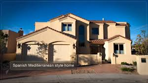 spanish mediterranean albuquerque nm spanish mediterranean new construction home youtube