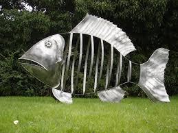 177 best sculpture fish images on fish fish