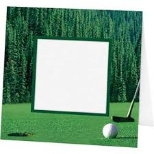 themed frames golf picture frames tournament gift picture frames golf themed