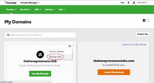 setting up your cname with godaddy godaddy com u2013 documentation