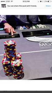 how many poker tables at mgm national harbor mgm national harbor casino page 2 poker chip forum